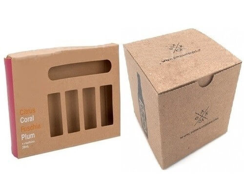 custom bio-degradable boxes