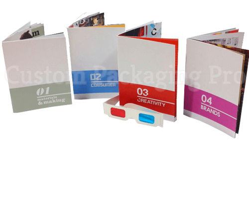 Booklets and Bookmarks