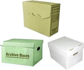 Custom Archive Packaging