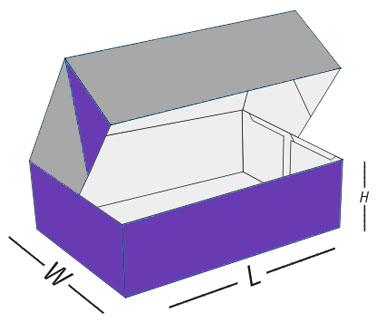 Regular Four Corner Box