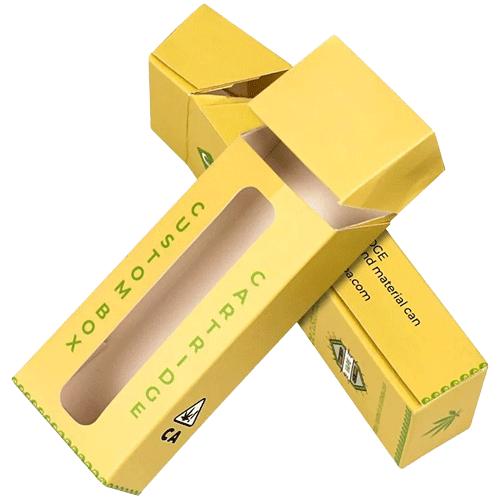 vape cartridge packaging