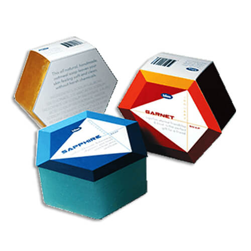 printed soap boxes