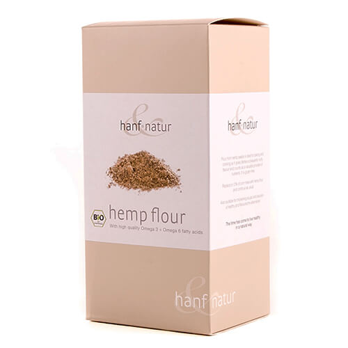 CBD HEMP FLOUR BOXES