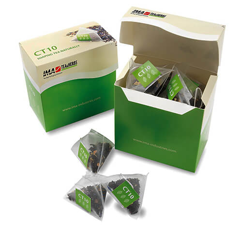 cbd tea bags boxes