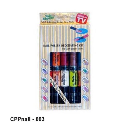 Nail Polish Packaging