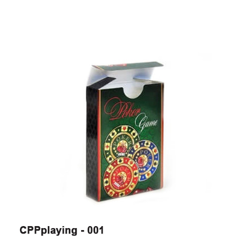 Playing Card box