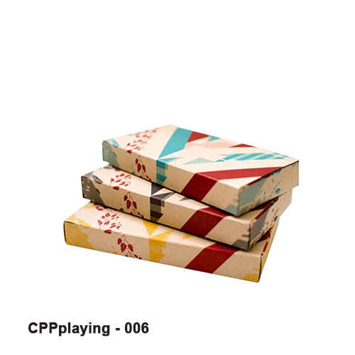 Custom Playing Card Packaging