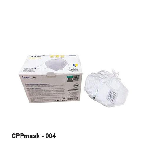 Printed mask boxes