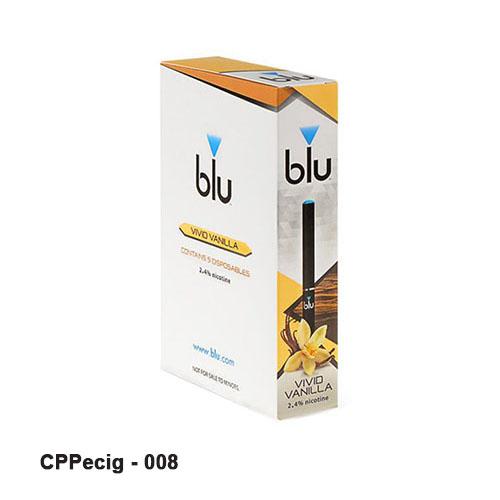 E-Cigarette Packaging