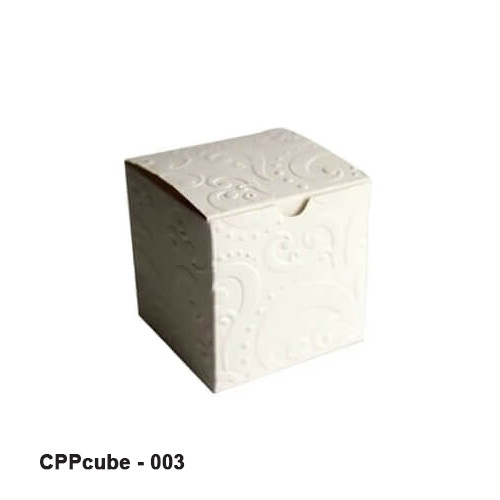 Cube Boxes Wholesale