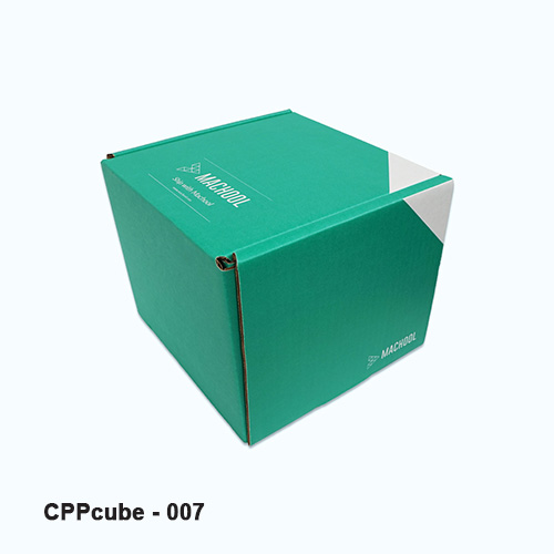 Cube Packaging