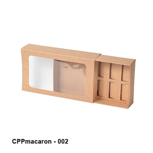 macaron box packaging