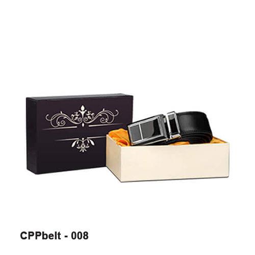 Custom Belt Boxes