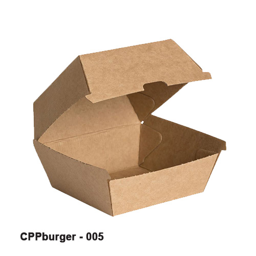 Custom Burger Packaging