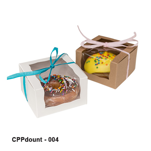 Printed Donut Box