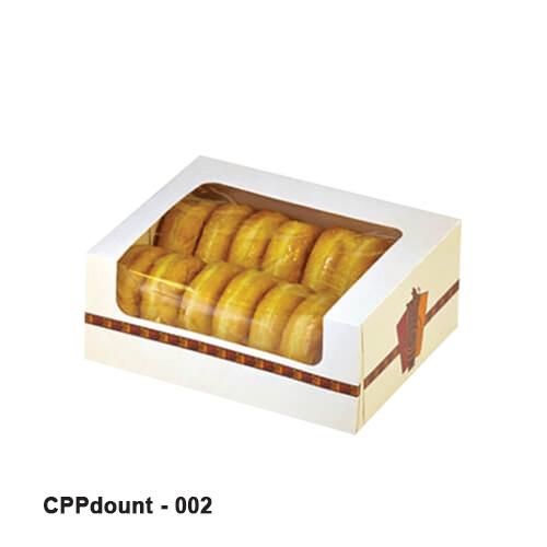 Custom Donut Box