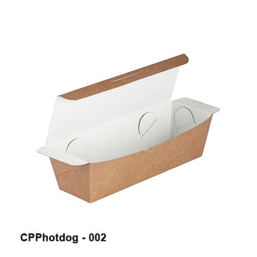 Hot Dog Boxes