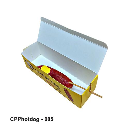 Custom Hotdog Boxes Wholesale