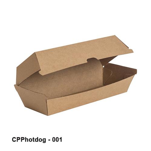 Custom Hotdog Box Wholesale