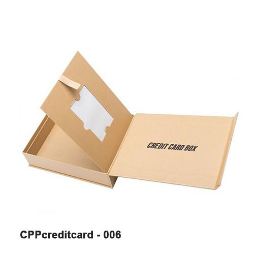 Credit Card Box