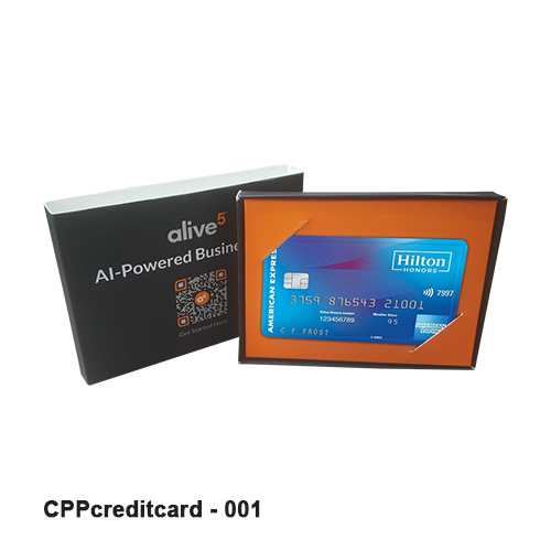 Credit Card Boxes Wholesale