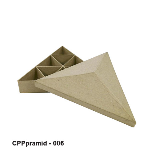 Printed Pyramid Boxes