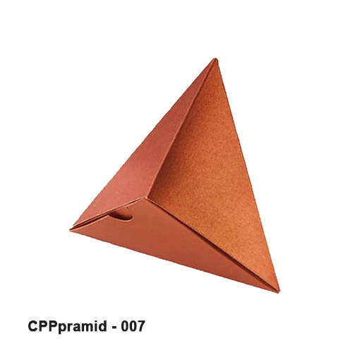Pyramid Boxes wholesale