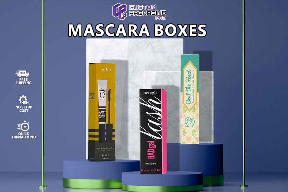 How Printed Mascara Boxes Induce a Wow Factor?