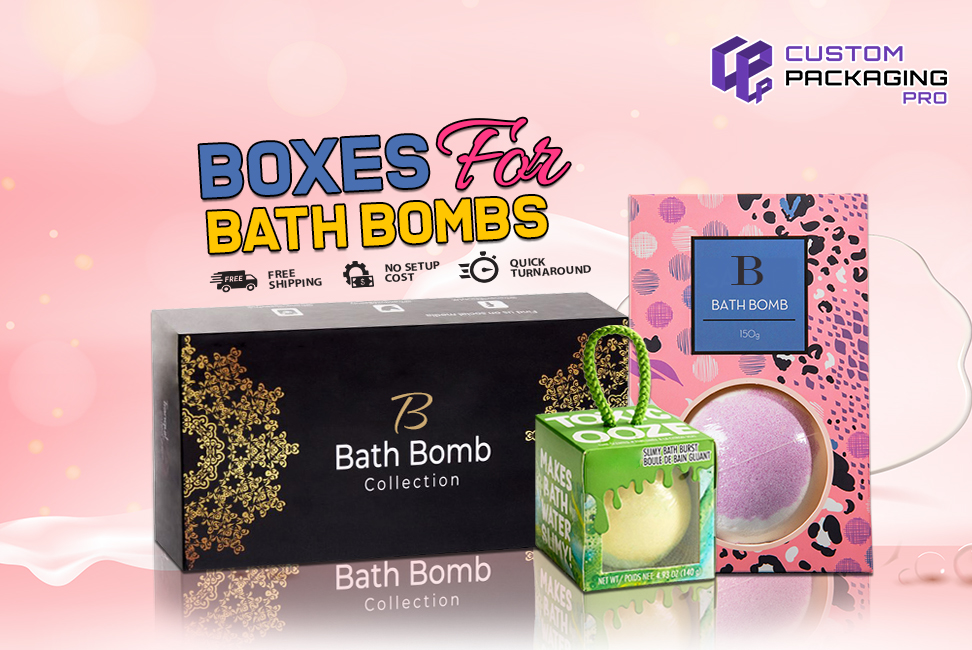 Boxes for Bath Bombs