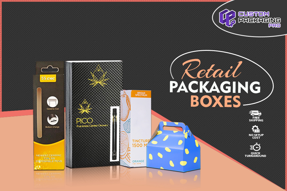 Importance of Retail Packaging Boxes in the Market