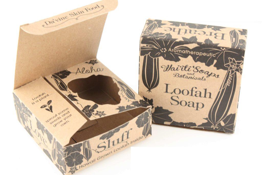 Eco Friendly Soap Box