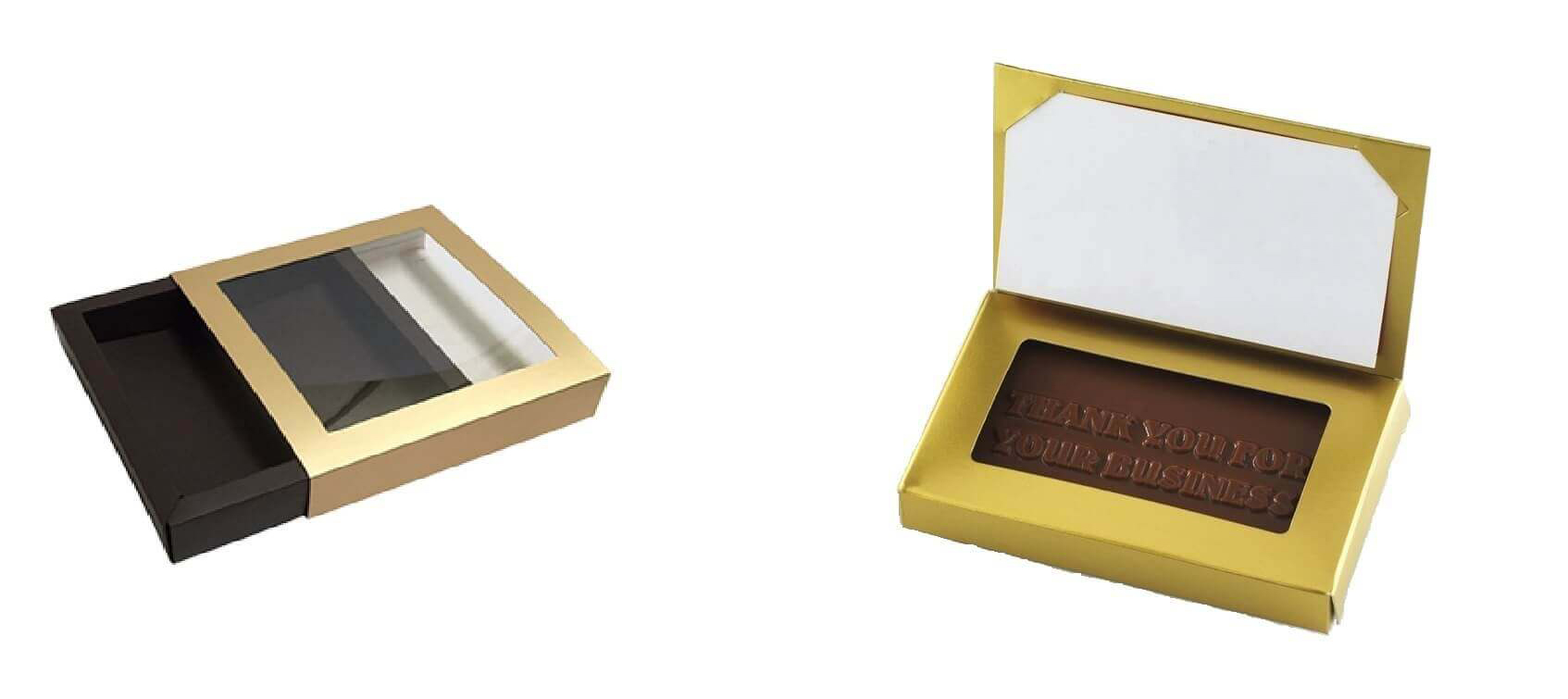 Custom Chocolate Box Packaging